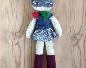 Martina Handmade Doll.