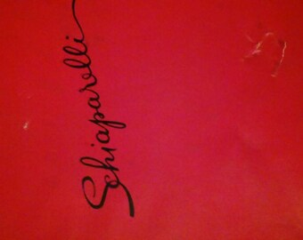 Schiaparelli Stationary
