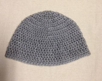 Crochet Head Cap for Adults (Men)
