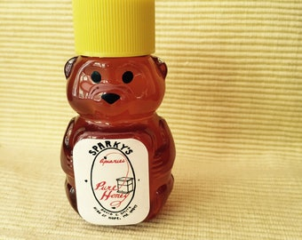 Baby Bear Bottle Pure Wildflower Honey 2oz. each