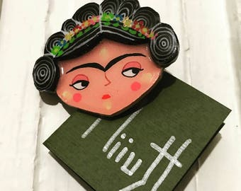 Frida Kahlo's Necklace