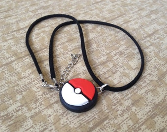 Pokemon GO Pokeball Accessories - Necklaces, Keychains, Cell Charms, and More!!