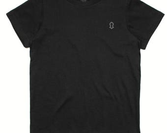Black Sandala Youth Tee