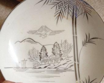 Vintage Nippon Bowl