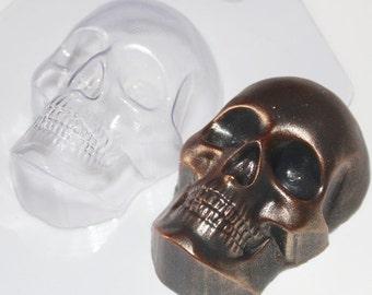 Skull plastic mold, skull mold, skeleton mold, halloween mold, skull bath bomb, bath bomb mold, gothic skull, gothic mold, kawaii mold