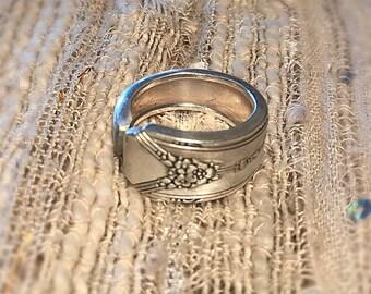 Handmade Vintage Spoon Ring