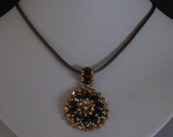 Mirage Crystal Necklace