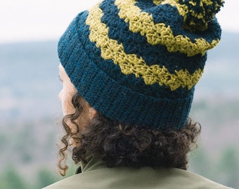 Teego Hat - Crochet PATTERN