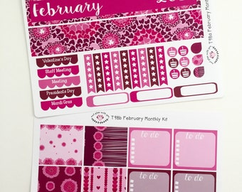 T98 || February Monthly Kit