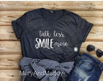 Talk Less Smile More, Alexander Hamilton Musical shirt , Revolutionaries shirt, Jefferson,Hamilton Shirt, Aaron Burr shirt, Hamilton, Talk