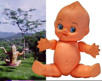 Kewpie Doll, Vintage Collectible Doll, Vintage Toy