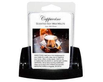 CAPPUCCINO // Wax Tarts // Soy Tarts // Candle Tarts // Melting Tarts // Scented Tarts