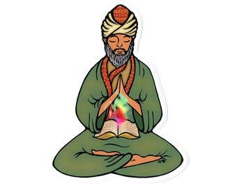 Rumi sticker