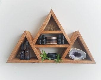 Mountain Altar Shelf
