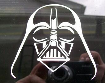 Star Wars Darth Vader vinyl decal sticker