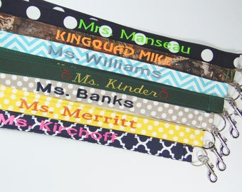 Fathers Day Gift, Hunting Gift, Personalized Gift, Lanyard, Dad Gift, Key Chain, Sports Key Chain, Lanyards for Men, Camo, Real Tree