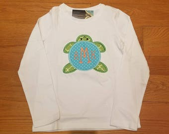 Turtle applique