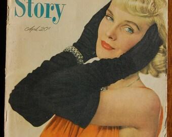 True Story Women's Magazine April 1949