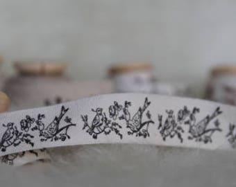 Button Band Linen Tape