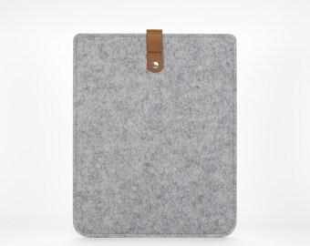 iPad Pro Sleeve - iPad Pro Case - iPad 9,7 Cover - iPad Pro Leather - Felt Case iPad