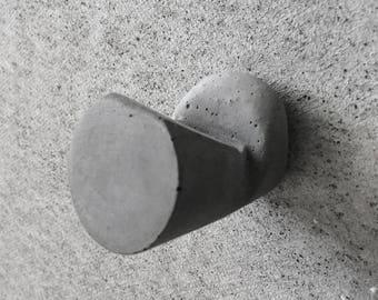 Concrete Wall Hooks / Modern Concrete Hook