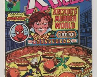 Uncanny X-Men; Vol 1, 123 Bronze Age Comic Book.  VF (8.0).  July 1979.  Marvel Comics