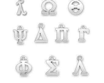 Free Shipping* - 30 pcs Wholesale Greek Letters Charm Math Science Symbol Psi Phi Pi Theta Omega Handmade Jewelry Wholesale Price (SSS1271)