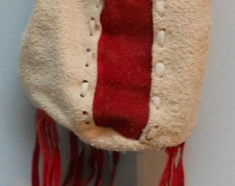 Leather Hand Bag # 393