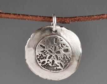 Sand dollar totem-talisman-amulet-charm-beach