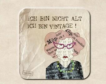 Magnet: I'm vintage