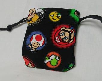 Super Mario drawstring bag (small size)