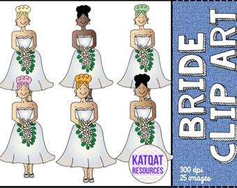 Bride Clip Art