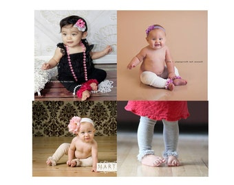 BOGO 50% Baby Leg Warmers Black Friday Sale Free Shipping