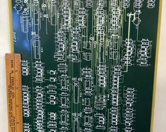 GEEKERY CLIPBOARD Recycled Circuit Board Tekkie MC40