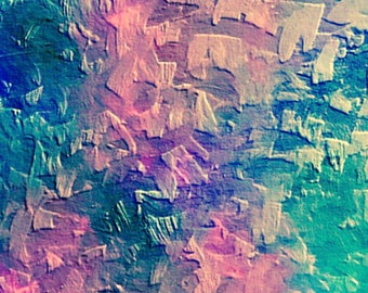 Original large abstract painting on sale 50% off.