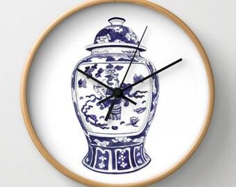 GINGER JAR no.2 CLOCK