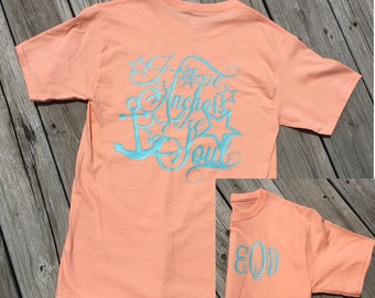 Christian T Shirts, Jesus Shirt, Christian Shirt, Bible Verse, Christian, Gift Women, Gift For Her, Blessed Shirt, Monogram Shirt, Jesus