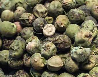 100g whole green peppercorns