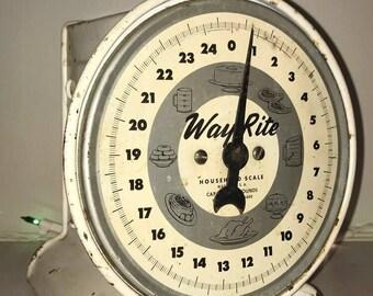 Vintage WayRite Scale