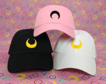 Sailor Moon Luna / Artemis / Black Lady Cap