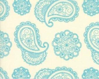 Moda Fabrics - Caravan Roundup - Adventure Big Sky 11642 27 - Quilt, Clothing, Crafts