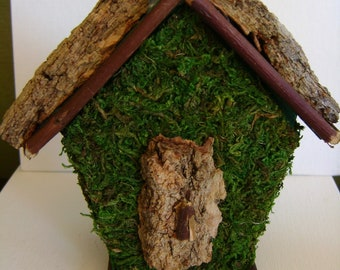 Hand Crafted Gnome Home