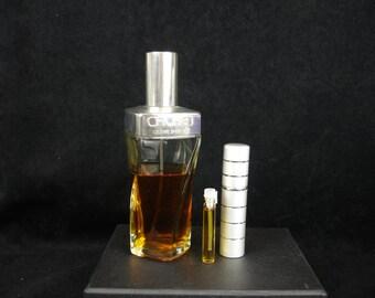 Vintage, Niche, Cachet by Prince Matchabeli, Eau De Cologne, perfume, Glass Vial, Spray, Rare, old formula, discontinued