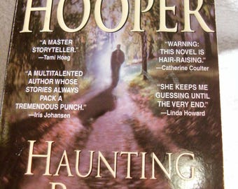 HAUNTING REACHEL by Kay Hooper @1998