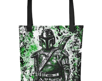 Star Wars: Boba Fett Tote bag