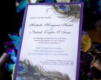 Wedding Invitations, Save the Dates & RSVP