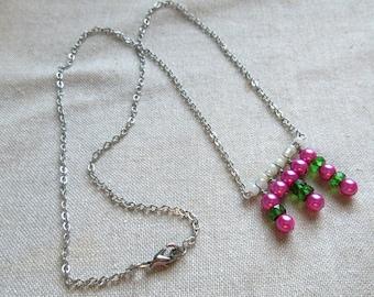 Math Jewelry - Pi Necklace - STEM Sciart Mathart Nerdy Math Teacher Professor Gift