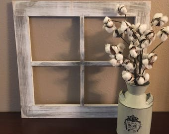 Window Frame Accent