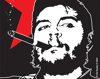 Che Guevara Fridge Magnet