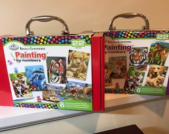 Paint by Number Set